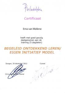 EIM certificaat