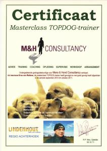 Topdog masterclass 2011